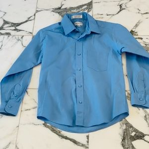 Boy's Van Heusen Dress Shirt Sz 12